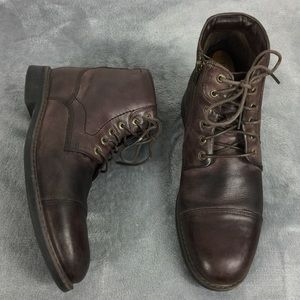 Rockport Men's Brown Trutech Chukka Boots Size 8